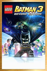 Carátula para el juego LEGO Batman 3: Beyond Gotham Deluxe Edition de Xbox One