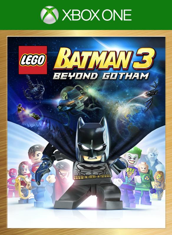 LEGO® Batman™ 3: Beyond Gotham Deluxe Edition boxshot