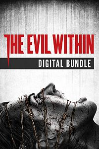 Carátula para el juego The Evil Within Digital Bundle de Xbox 360