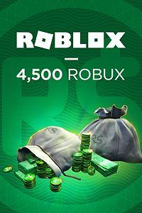 Carátula del juego 4500 ROBUX