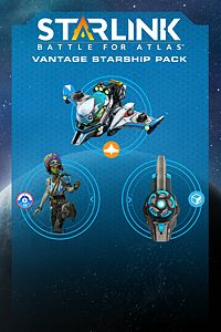 Carátula del juego Starlink: Battle for Atlas Digital Vantage Starship Pack