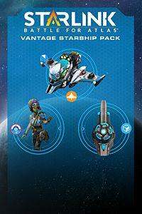 Carátula del juego Starlink: Battle for Atlas Digital Vantage Starship Pack
