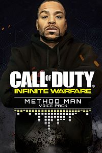 Carátula del juego Call of Duty: Infinite Warfare - Method Man VO Pack
