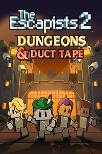 Carátula del juego The Escapists 2 - Dungeons and Duct Tape