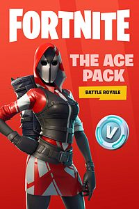 Carátula del juego Fortnite Battle Royale - The Ace Pack