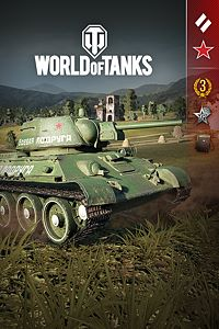 Carátula del juego Fighting Girlfriend T-34 equipado