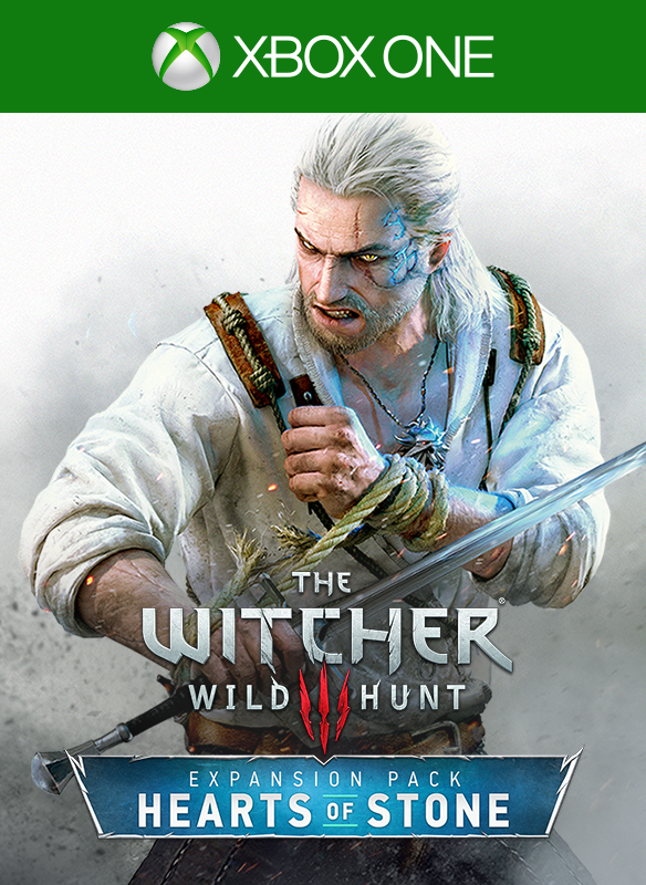 The Witcher 3: Hearts of Stone boxshot