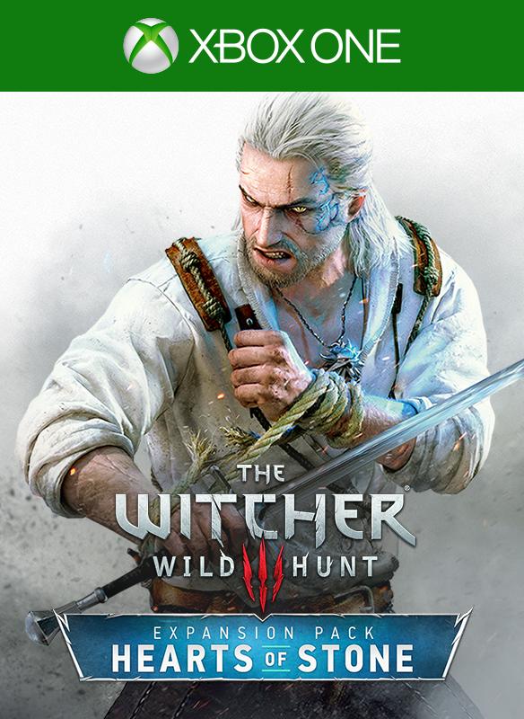 The Witcher 3: Wild Hunt – Hearts of Stone boxshot