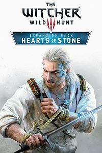 Carátula para el juego The Witcher 3: Wild Hunt – Hearts of Stone de Xbox 360