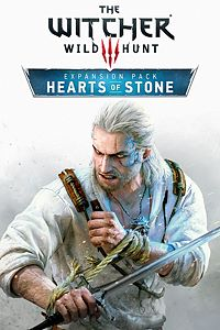 Carátula del juego The Witcher 3: Wild Hunt – Hearts of Stone de Xbox One