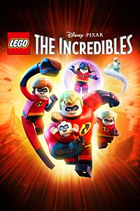 Lego The Incredibles Laxtore