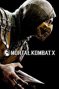 Carátula del juego Mortal Kombat X