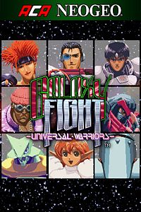 ACA NEOGEO GALAXY FIGHT: UNIVERSAL WARRIORS