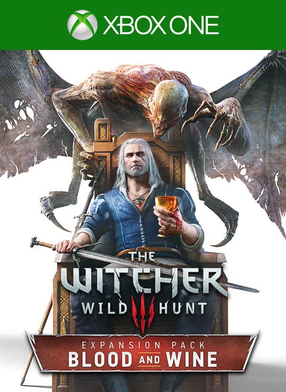 The Witcher 3: Blood & Wine boxshot
