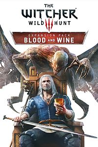 Carátula para el juego The Witcher 3: Wild Hunt – Blood and Wine de Xbox One