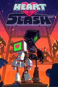 Carátula para el juego Heart&Slash de Xbox 360