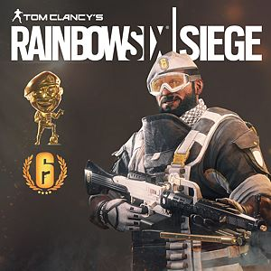 Tom Clancy's Rainbow Six Siege: Pro League Maestro Set Xbox One