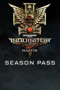 Carátula del juego Warhammer 40,000: Inquisitor - Martyr | Season pass