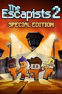 Carátula del juego The Escapists 2 Special Edition
