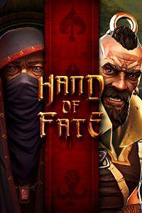 Carátula del juego Hand of Fate Deluxe Edition de Xbox One