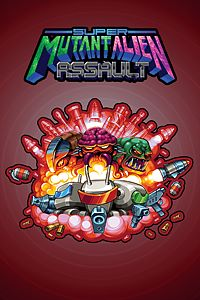Carátula del juego Super Mutant Alien Assault para Xbox One