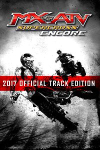 MX vs. ATV 2017 Official Track Edition