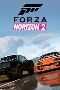 Carátula del juego Forza Horizon 2 Fast & Furious Car Pack