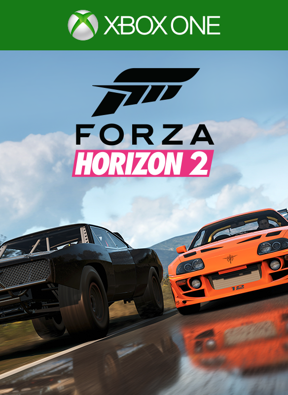 Forza Horizon 2 Fast & Furious Car Pack boxshot