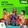 The Sims™ 4 Noite de Cinema Coleção de Objetos
