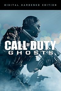 Carátula del juego Call of Duty: Ghosts Digital Hardened Edition