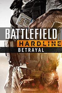 Carátula del juego Battlefield Hardline Betrayal de Xbox One