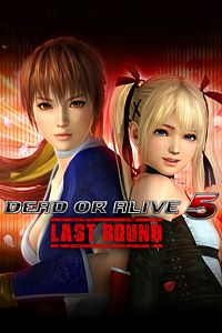Carátula del juego Dead or Alive 5 Last Round Full Version Unlock de Xbox One