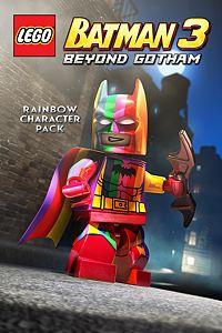 Carátula del juego Rainbow Batman Pack