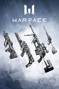 Carátula del juego Warface - Cold Peak Pack