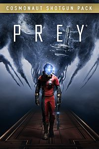Carátula del juego Prey: Cosmonaut Shotgun Pack