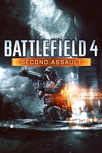 Carátula del juego Battlefield 4 Second Assault