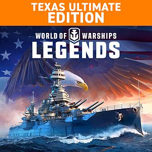 World of Warships: Legends.  Texas definitivo Xbox One