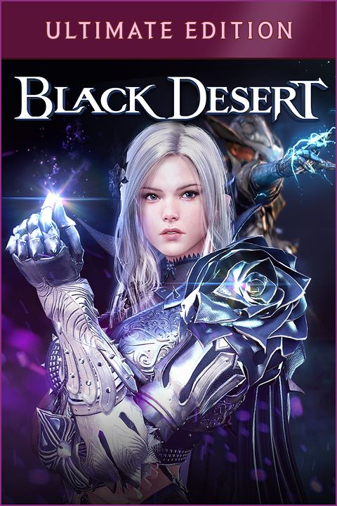 Black Desert - Ultimate Edition imagen de la caja