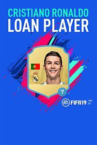 Carátula del juego Cristiano Ronaldo Loan Player Item