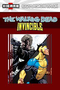 Carátula del juego The Walking Dead / Invincible Expansion Pack de Xbox One