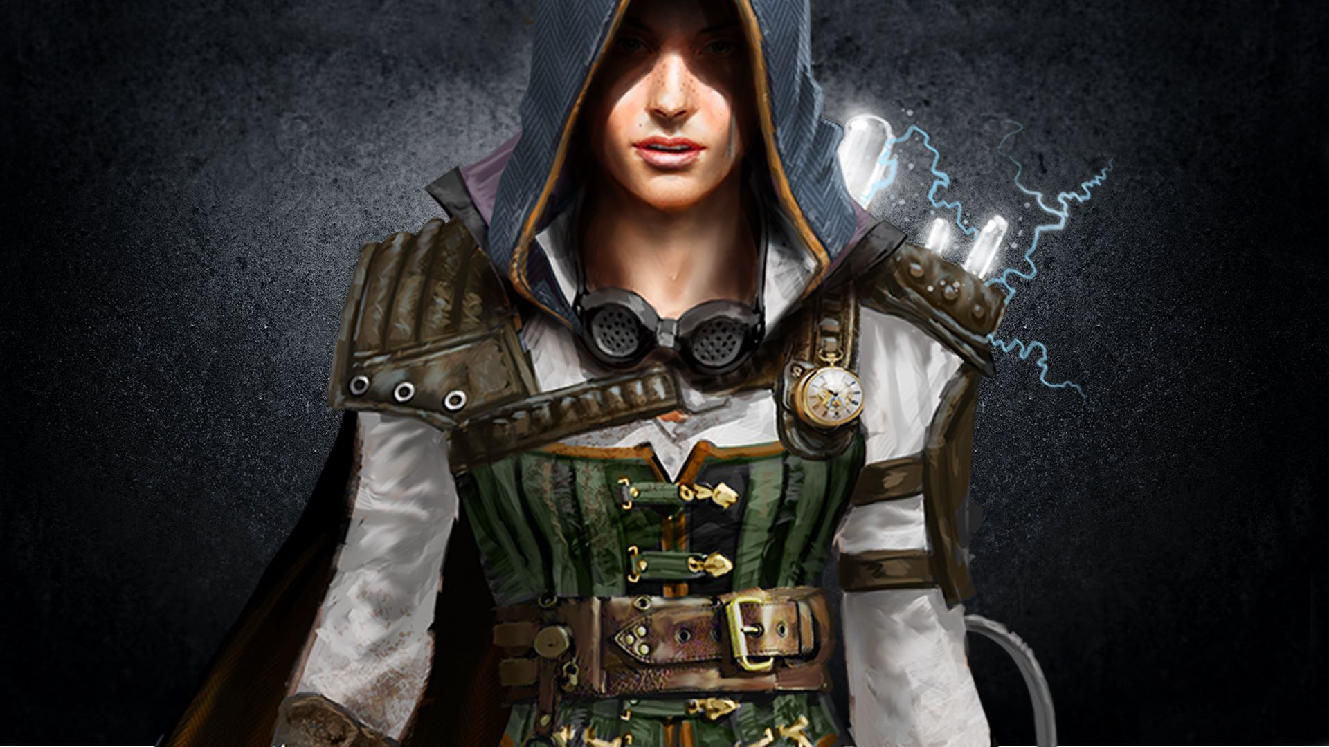 Assassin's Creed® Syndicate - Steampunk Outfit for Evie