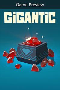 Carátula del juego Gigantic - 4360 Rubies (Game Preview) de Xbox One