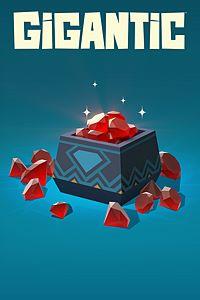 Carátula del juego Gigantic - 4360 Rubies de Xbox One