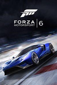 Carátula para el juego Forza Motorsport 6 Standard Edition de Xbox 360