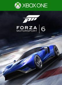 Forza Motorsport 6 Standard Edition