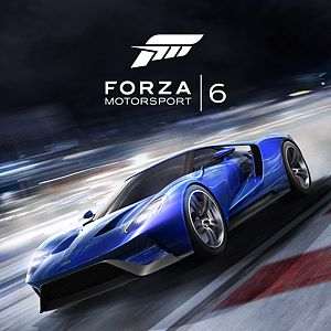 Forza Motorsport 6 Standard Edition Xbox One