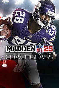 Madden NFL 25 CoachGlass