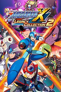 Carátula para el juego Mega Man X Legacy Collection 2 de Xbox One