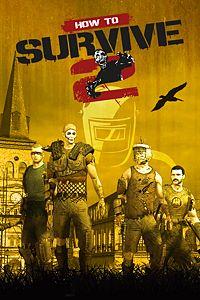 Carátula del juego How To Survive 2