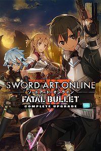Carátula del juego SWORD ART ONLINE: FATAL BULLET Complete Upgrade